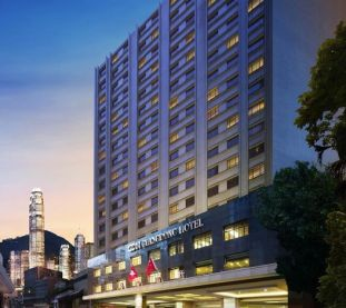 GDH Hotel, Exterior