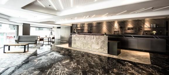 Hotel Ease Tsuen Wan, Lobby