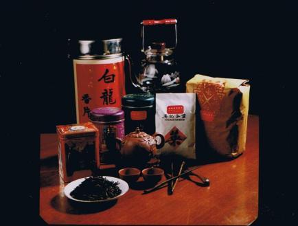 Classic Tea Set Packing
